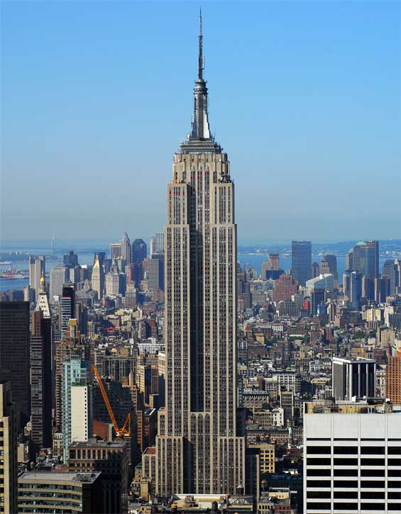 Image result for the empire state building in 2017
